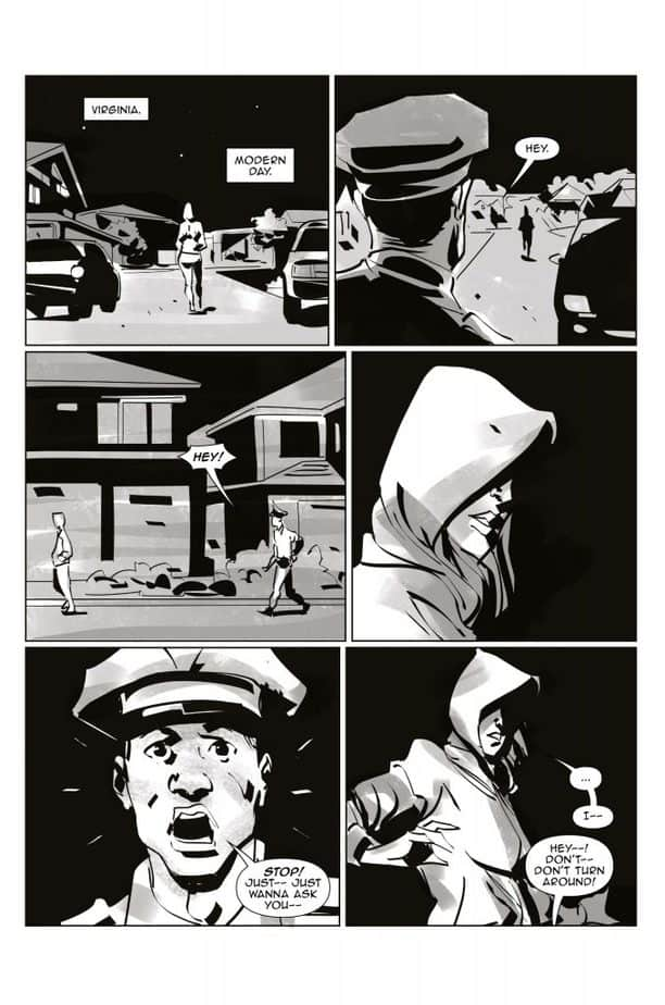 Black Cotton Indie Comic Series Heads to Scout Comics 4