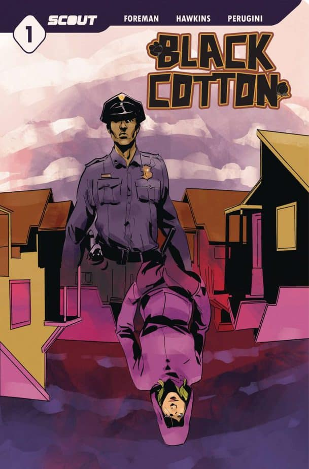 Black Cotton Indie Comic Series Heads to Scout Comics
