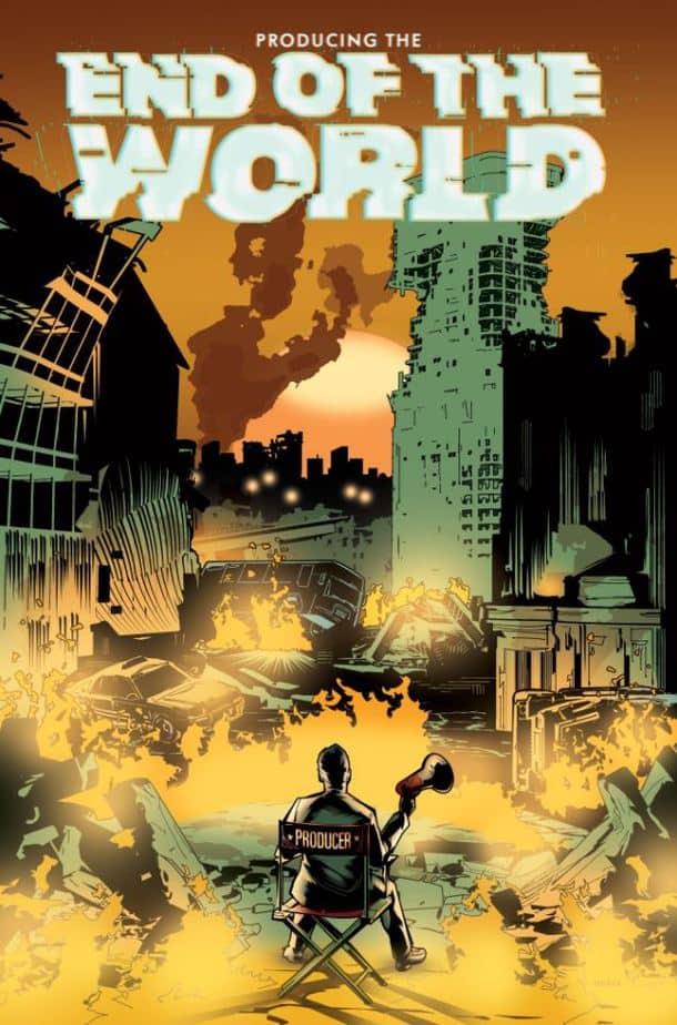 Producing the end of the world anthology apocalyptic post apocalyptic