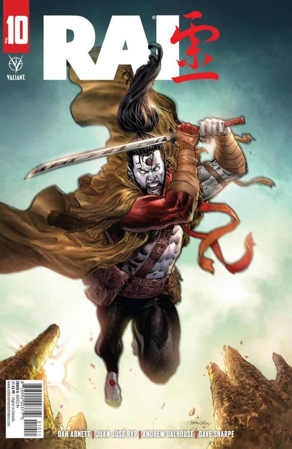 REVIEW: Rai #10 is Endless Fun that Ignites Interest in the Valiant Universe 3