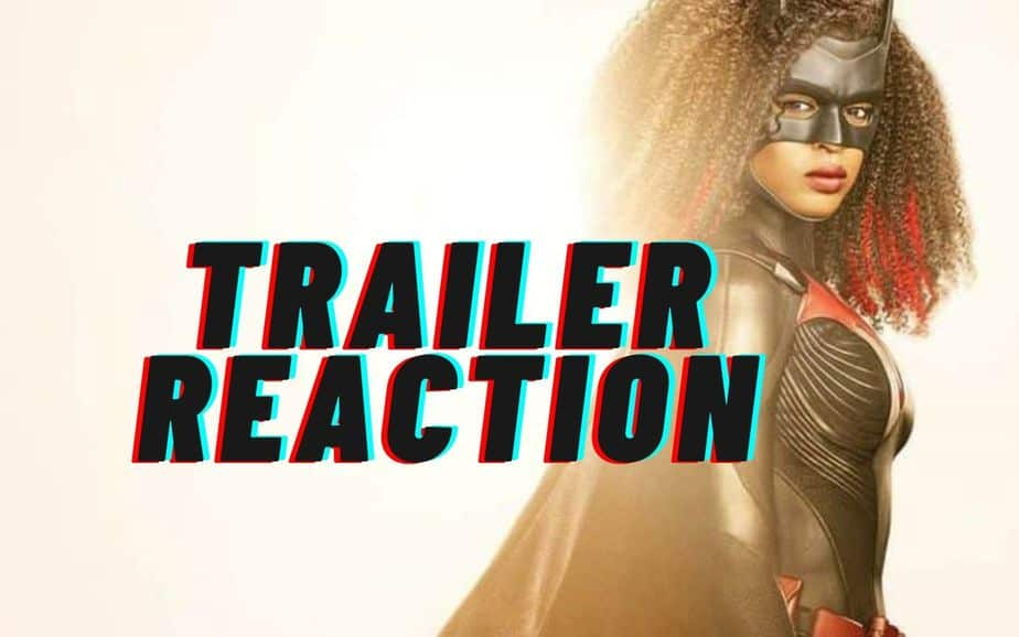 Batwoman CW Trailer Reaction