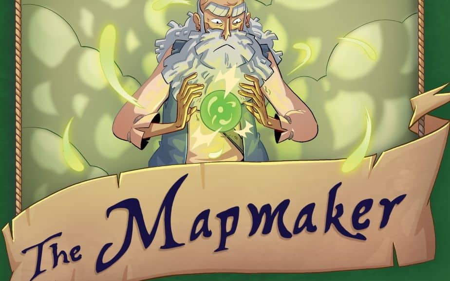 The Mapmaker Featured