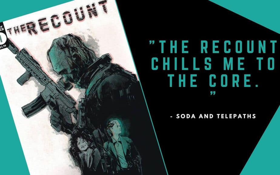 The Recount comic book chills me to the core
