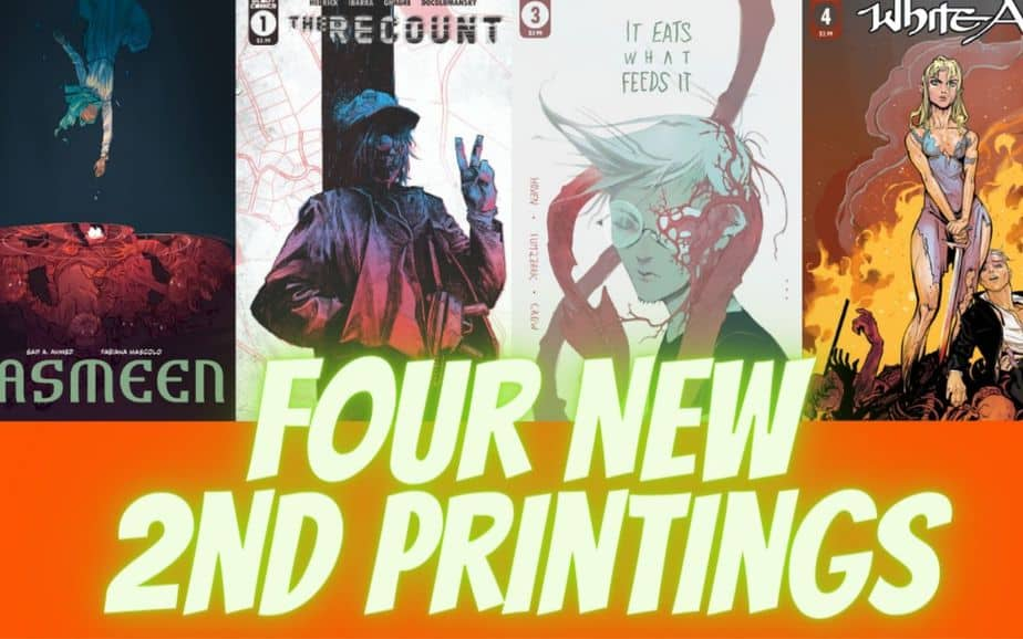 Scout Comics Announces 4 New Printings