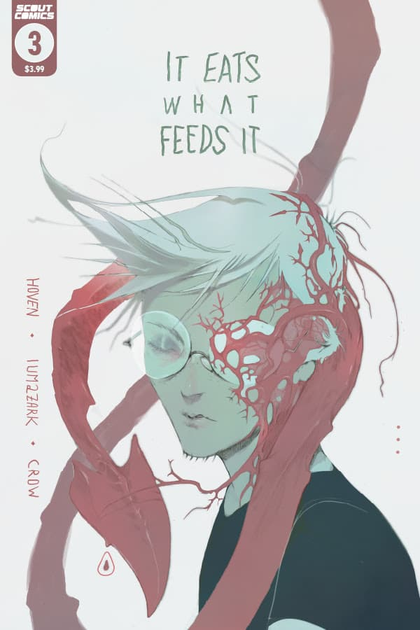 Scout Comics Announce 4 Comic Book Reprints - It Eats What Feeds It #3