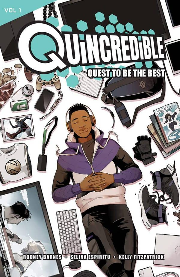 REVIEW: Quincredible Vol. 1 - Quest to Be the Best!