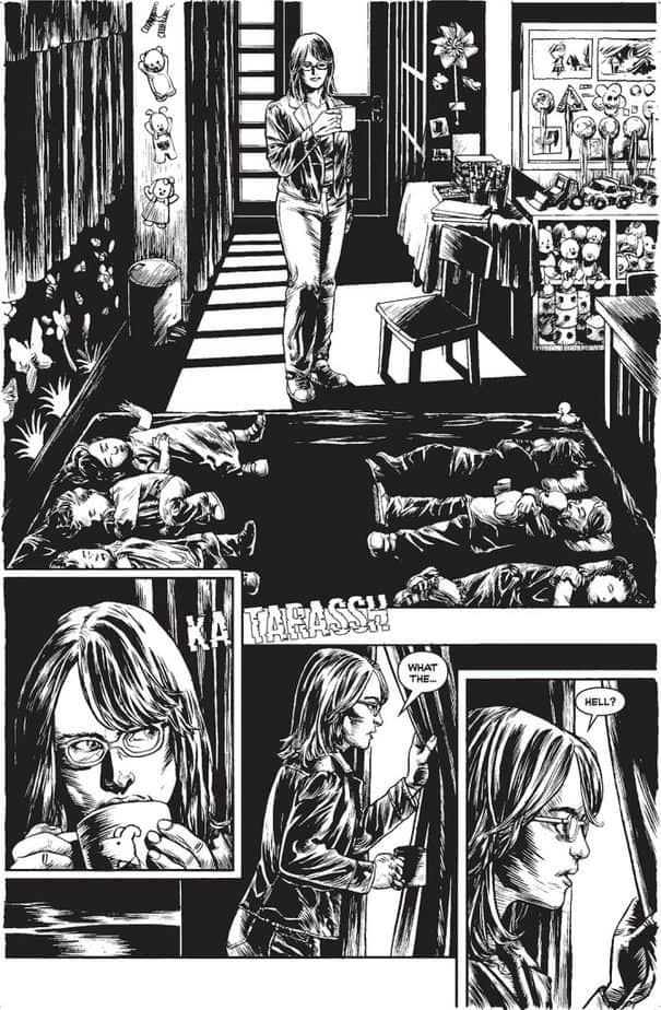 REVIEW: Damned Cursed Children #1 is the Horror Film that Needs to Happen 1