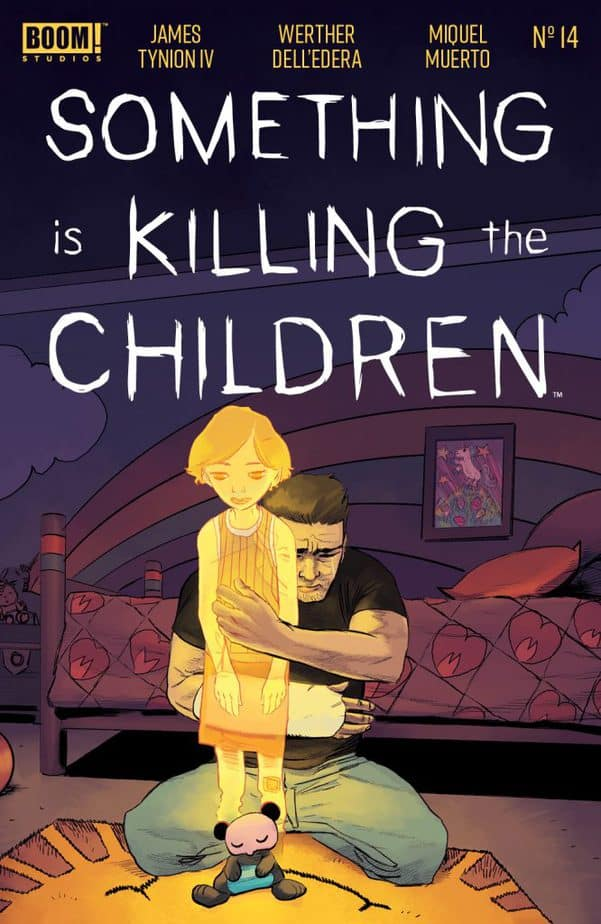REVIEW: Something Is Killing the Children #14 – Heroes, Heartbreak and Hope 1