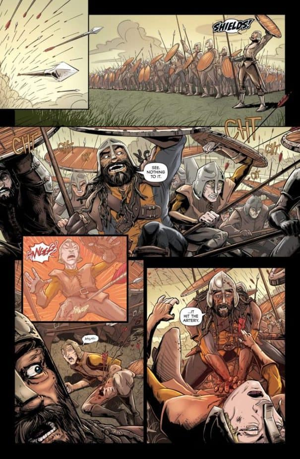 REVIEW: Talgard Is A New Level Of Webcomic Storytelling 2