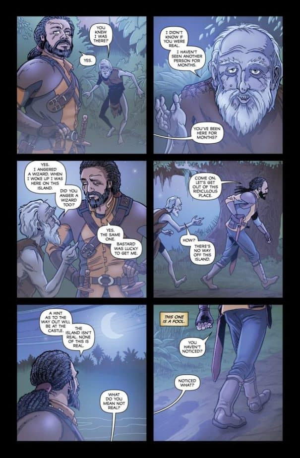 REVIEW: Talgard Is A New Level Of Webcomic Storytelling 4