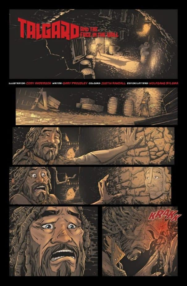 REVIEW: Talgard Is A New Level Of Webcomic Storytelling 1