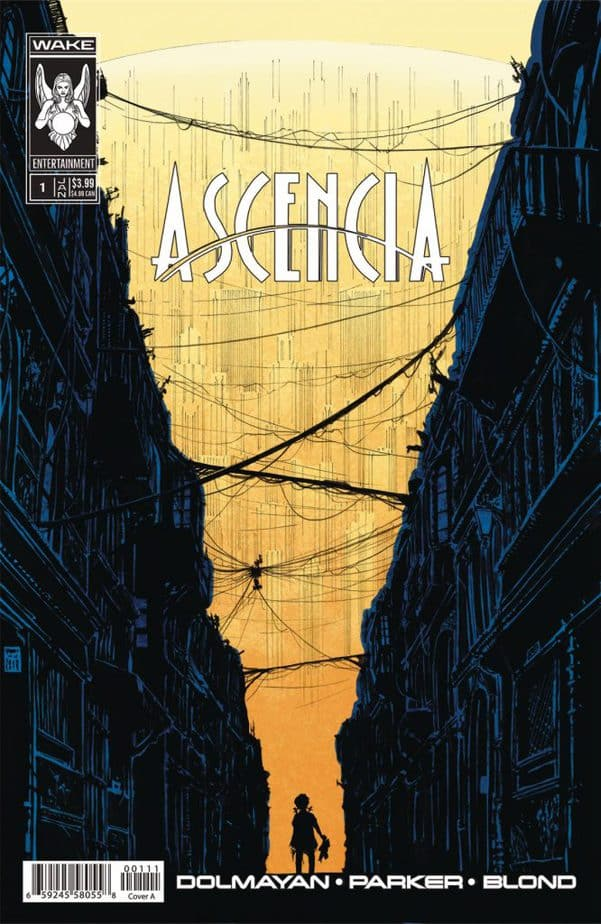 Comic Book Releases - January 13th, 2021 : Ascencia Issue 1