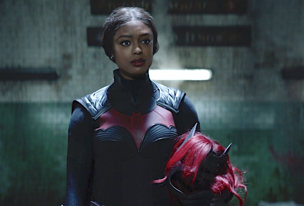 Javicia Leslie as Ryan Wilder on the CW's Batwoman
