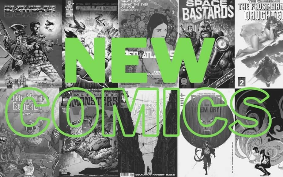 comic book releases jan 13th 2021