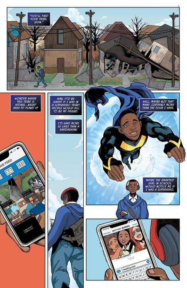REVIEW: Quincredible Vol. 1 - Quest to Be the Best! 1