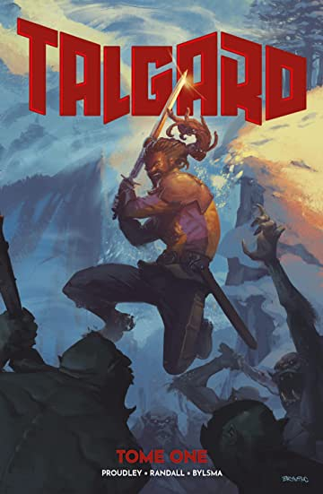 Talgard: Tome One (editors note: these two stories do not appear in Tome One)