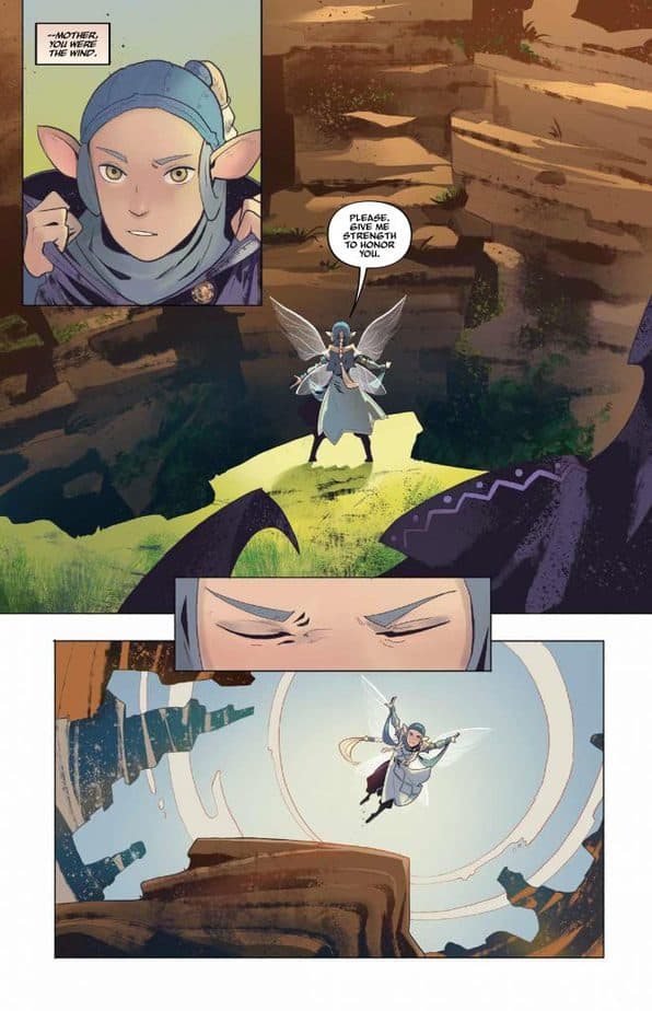The Dark Crystal - Age of Resistance: Review and 13 Page Preview 11