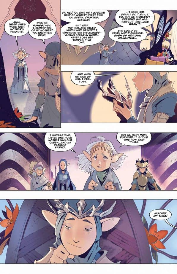 The Dark Crystal - Age of Resistance: Review and 13 Page Preview 10
