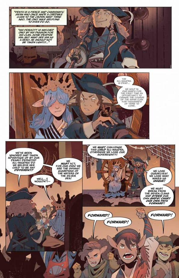 The Dark Crystal - Age of Resistance: Review and 13 Page Preview 7