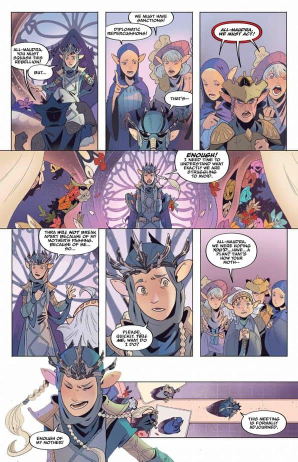 The Dark Crystal - Age of Resistance: Review and 13 Page Preview 4