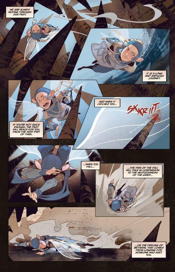 The Dark Crystal - Age of Resistance: Review and 13 Page Preview 5