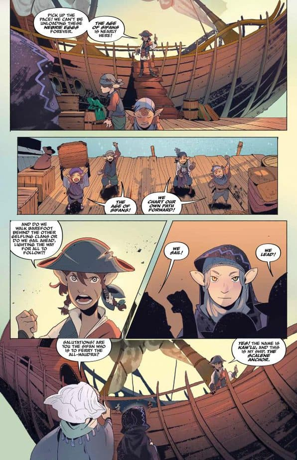 The Dark Crystal - Age of Resistance: Review and 13 Page Preview 2