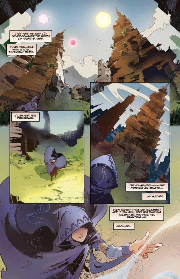The Dark Crystal - Age of Resistance: Review and 13 Page Preview 13
