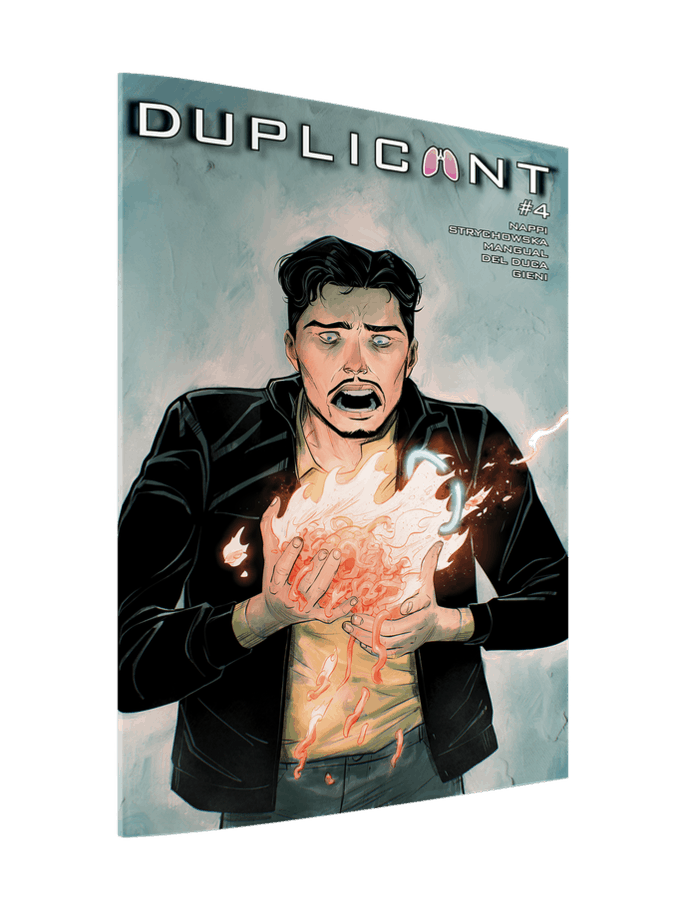 REVIEW: Duplicant #4 Is A Comic You Wont Want to Miss 2