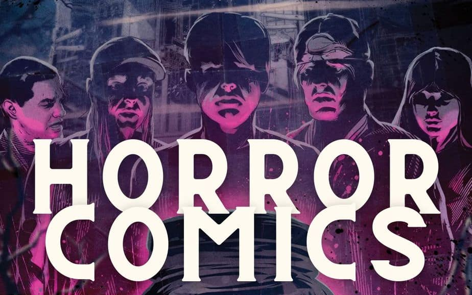 Horror Comics That'll Chill You To The Bone