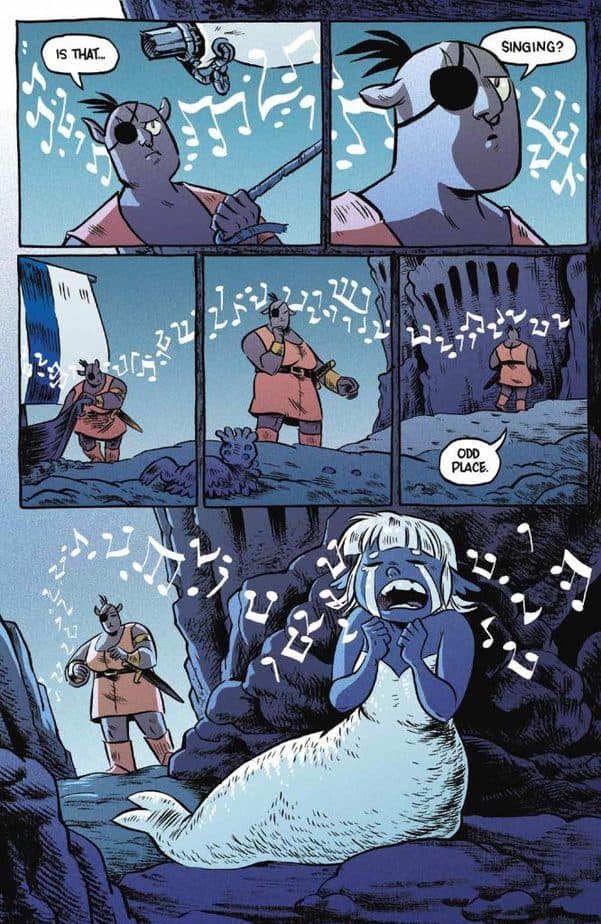 REVIEW: ORCS! #1 – Fantasy Adventure from Another Perspective 1