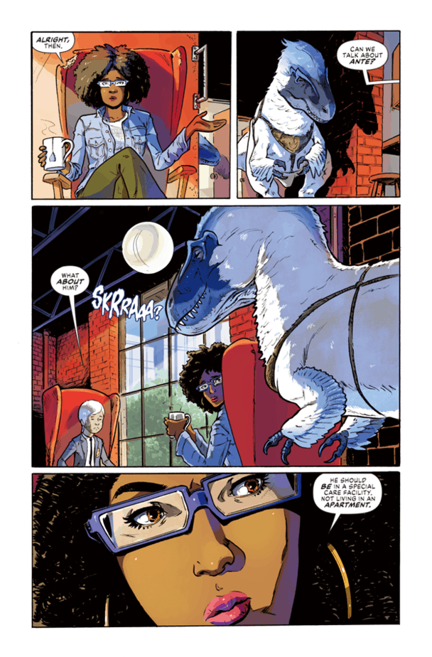 Exclusive Preview: NIL #1 - Available Soon On Kickstarter 2