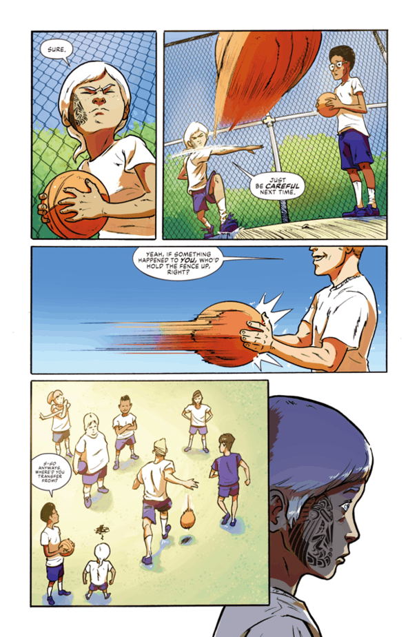 Exclusive Preview: NIL #1 - Available Soon On Kickstarter 6