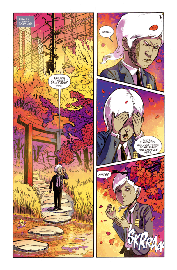 Exclusive Preview: NIL #1 - Available Soon On Kickstarter 7