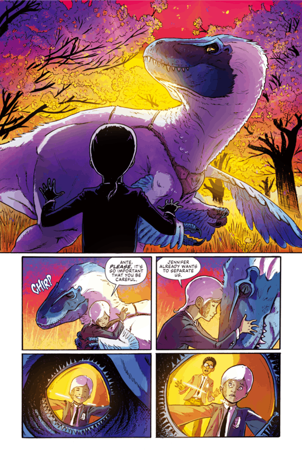 Exclusive Preview: NIL #1 - Available Soon On Kickstarter 8