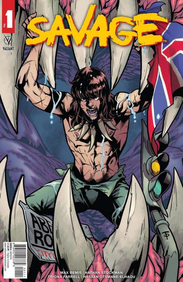 REVIEW: Savage #1 Is Action Packed and Unreservedly Cinematic