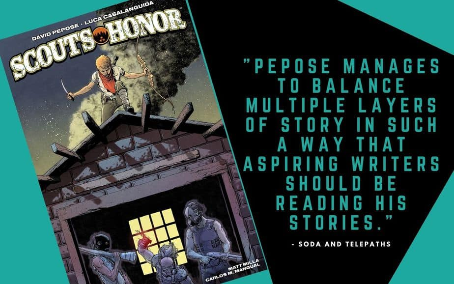 Scout's Honor #2 Comic Book Review