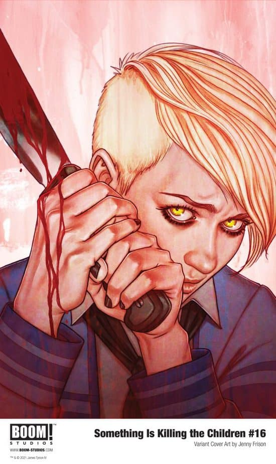 Something Is Killing The Children #16 Preview