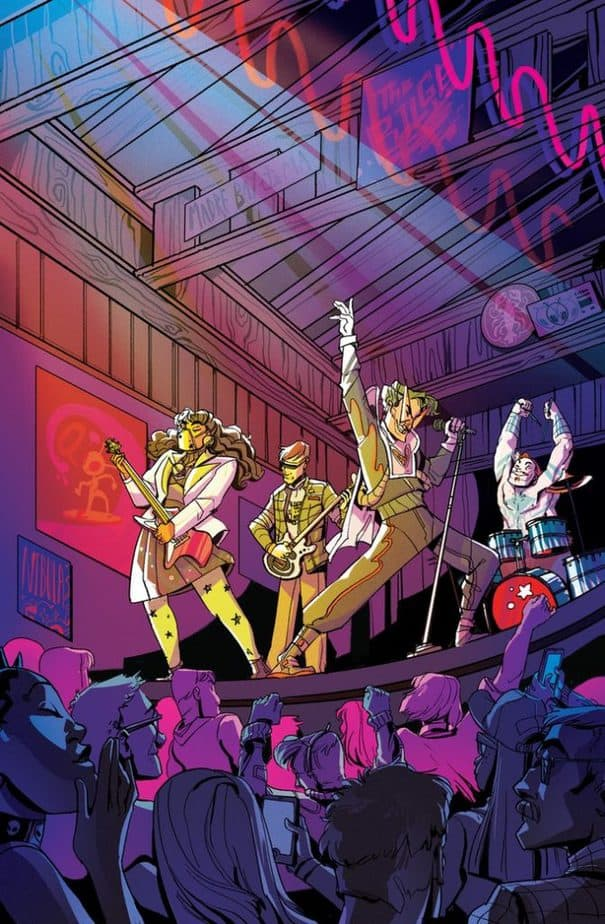 Dr Love Wave and the Experiments #1 - The Comic Book Answer to The Butthole Surfers 3