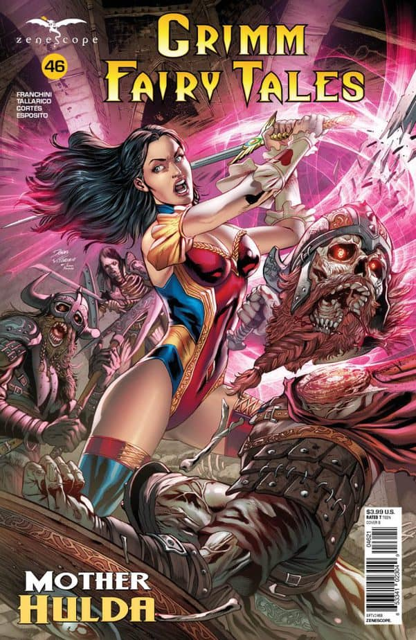 Grimm Fairy Tales Issue 46