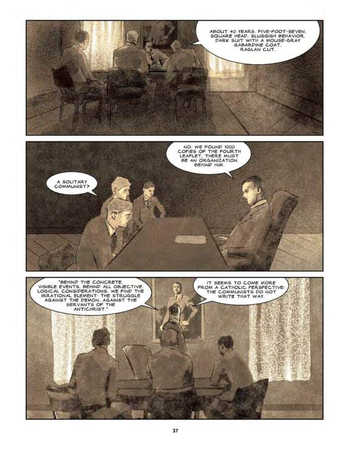 REVIEW: Freiheit Is Fully Engaging and Encapsulates the Anti-Nazi Struggle 4