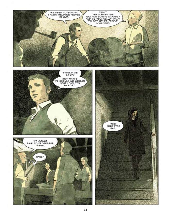 REVIEW: Freiheit Is Fully Engaging and Encapsulates the Anti-Nazi Struggle 3