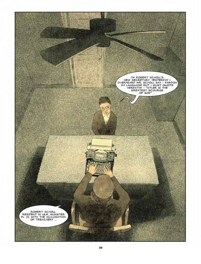REVIEW: Freiheit Is Fully Engaging and Encapsulates the Anti-Nazi Struggle 2