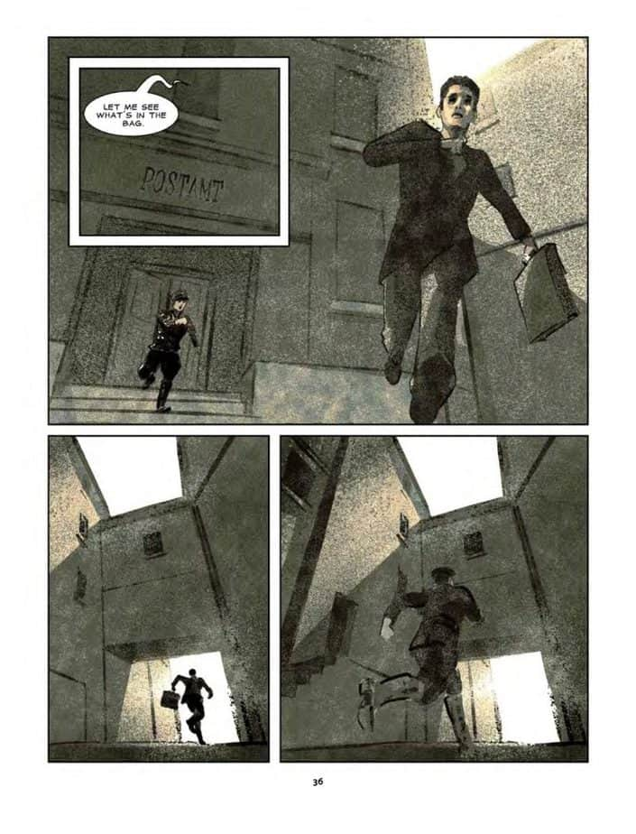 REVIEW: Freiheit Is Fully Engaging and Encapsulates the Anti-Nazi Struggle 1