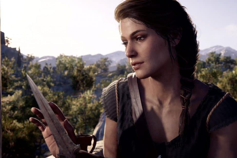 Empowering Female Protagonists: Kassandra from Assassins Creed: Odyssey