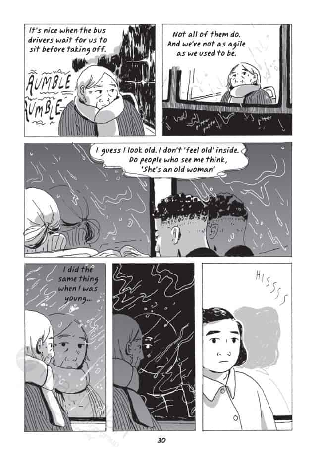 REVIEW: Shadow Life - An Inspiring Japanese Graphic Novel 1