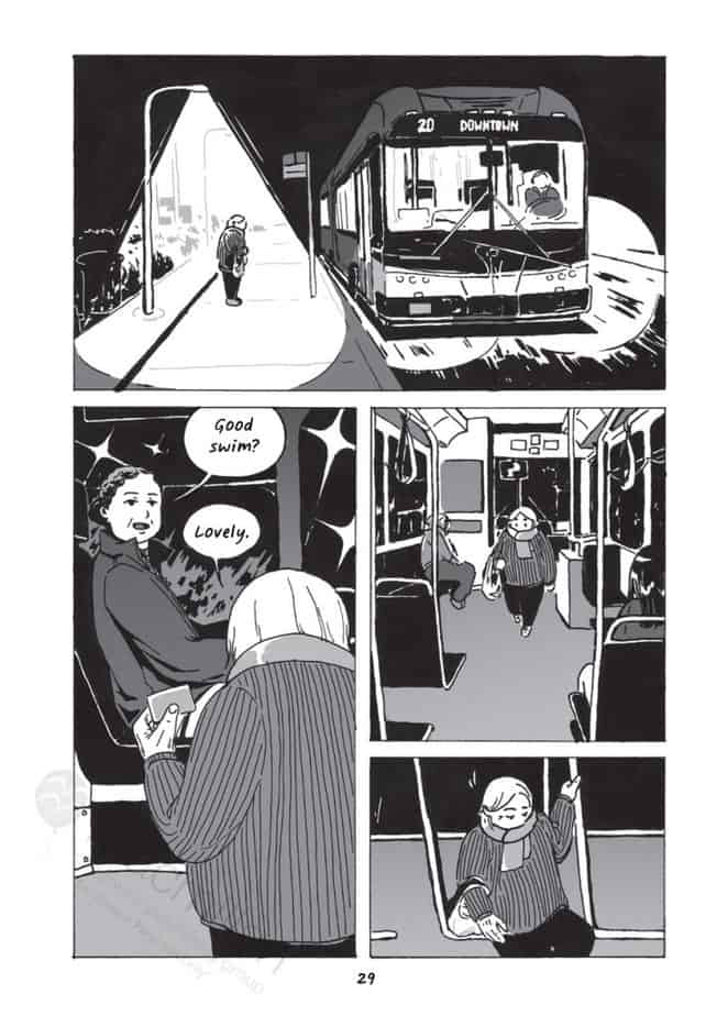 REVIEW: Shadow Life - An Inspiring Japanese Graphic Novel 2