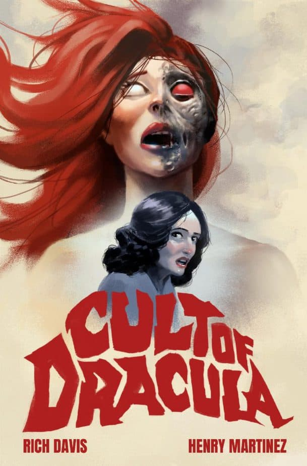 Cult of Dracula enters into Development Deal with Sure Pictures 2