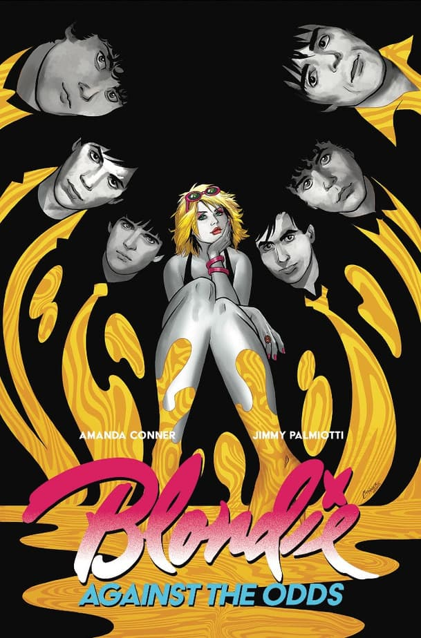 Palmiotti and Conner tackling Music Icons Blondie in Graphic Novel 1