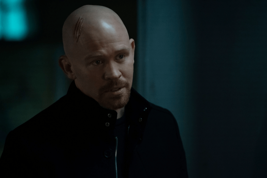 Alex Morf as Victor Zsasz in the CW's Batwoman
