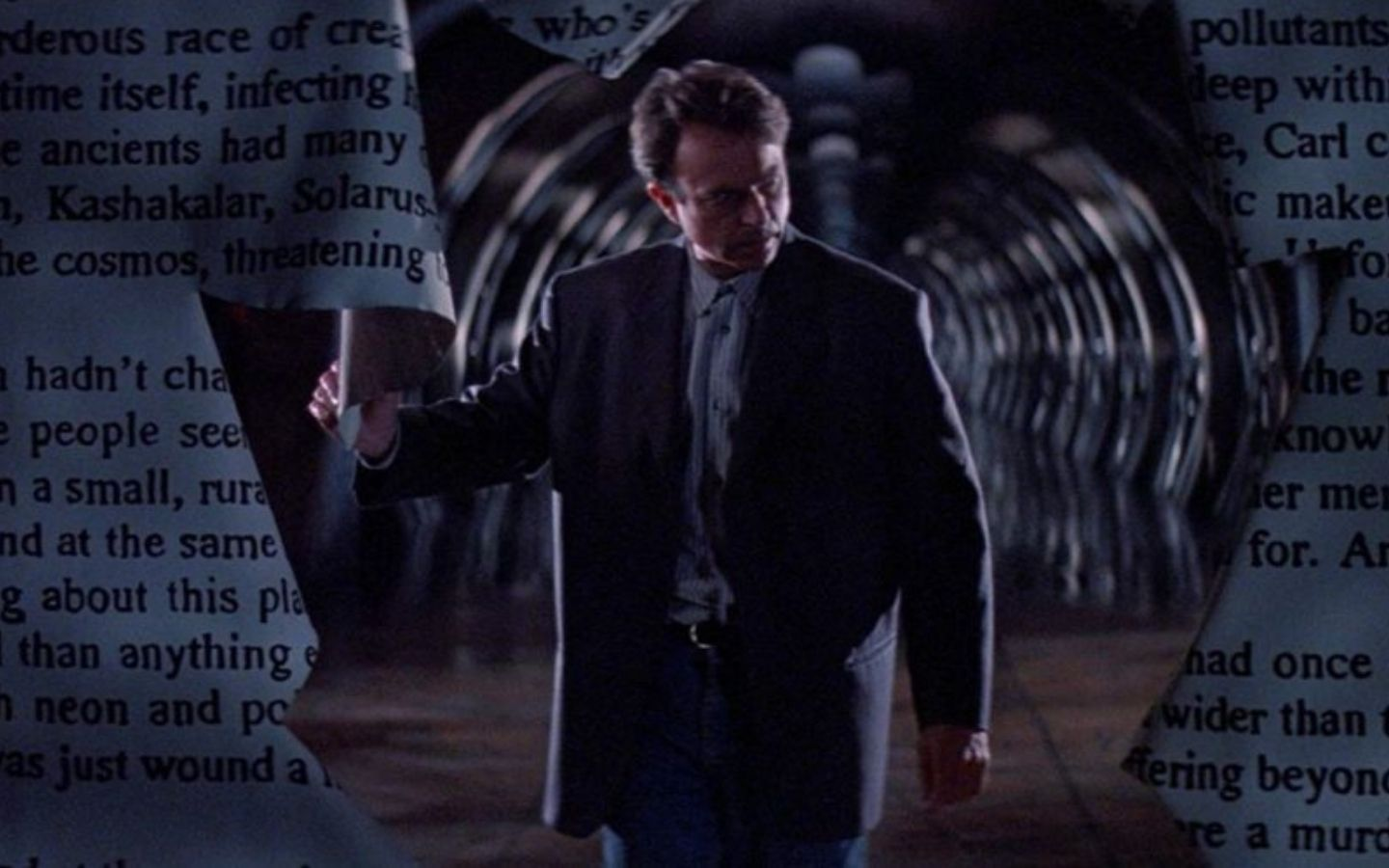 In the Mouth of Madness (1994) – Drama, Horror, Mystery